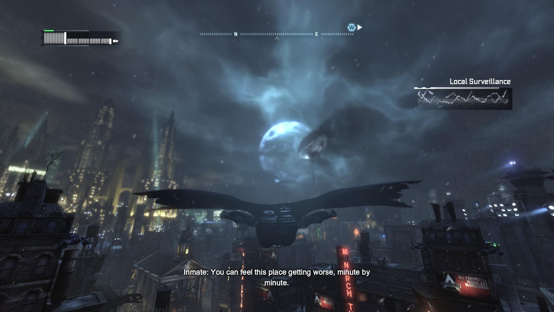 Batman Arkham City: Beyond AR Knight - YouTube   Batman Arkham City Batman Beyond Flying